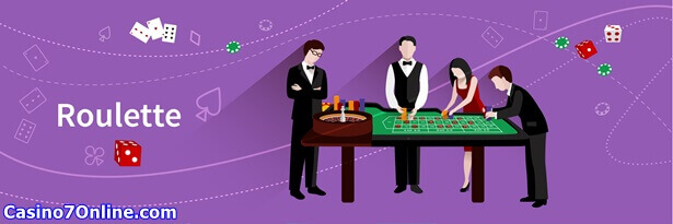 deamy seven roulette
